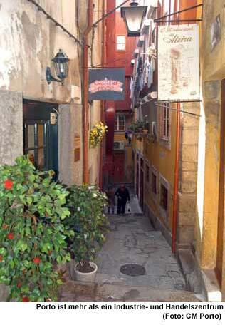 Porto Sehenswürdigkeit Ribeira Altstadt