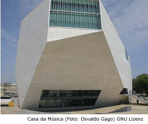 Kultur in Porto Theater casa da Musica