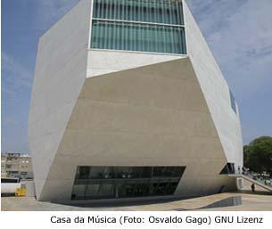 Kultur in Porto Theater casa da Musica