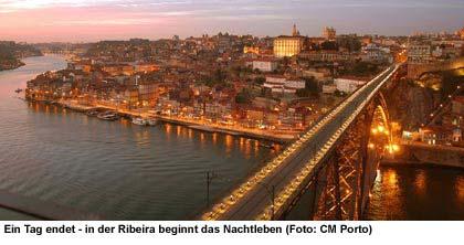 Nachtleben Party in Porto Club Disco Kneipe