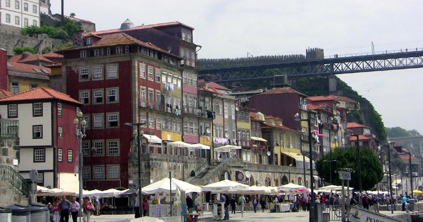 Porto Portugal Altstadt