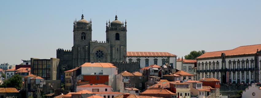 Sé Kathedrale Sehenswürdigkeiten Porto