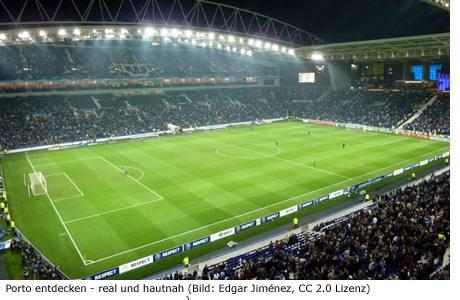Fussball Boavista FC port estadio Dragao