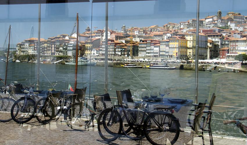 Porto Umgebung Fahrrad