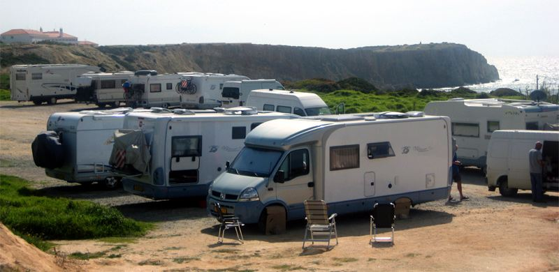 Camping Portugal Wohnmobil