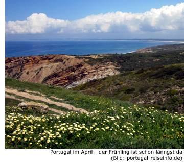 Portugal Frühling Reisezeit
