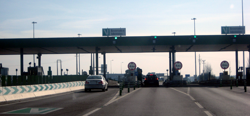 Portugal Autobahn Maut