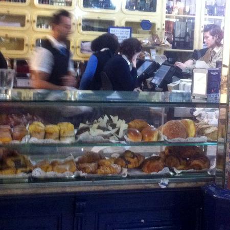 Portugal Snack Frühstück Gebäck