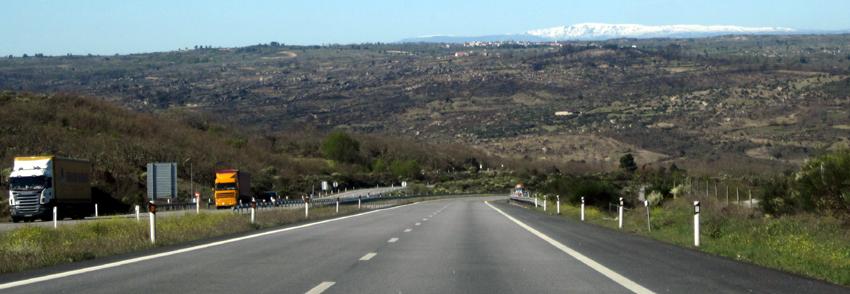 Portugal Verkehr Straßen