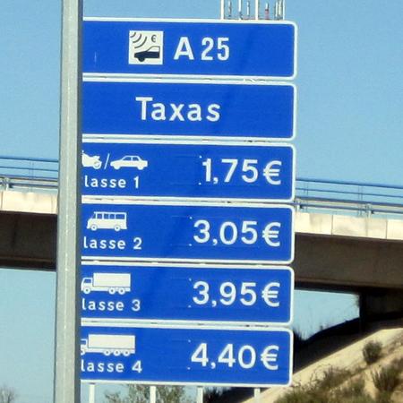 Verkehrsregeln Portugal Maut