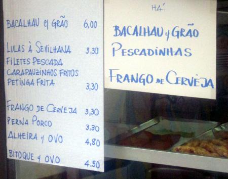 Preise Portugal Urlaub