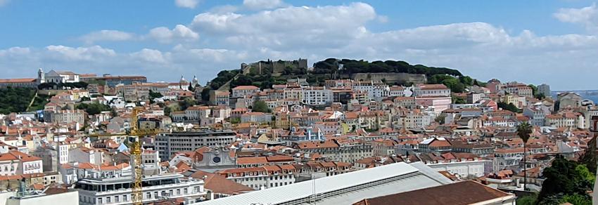 Sehenswürdigkeit Castelo Sao Jorge