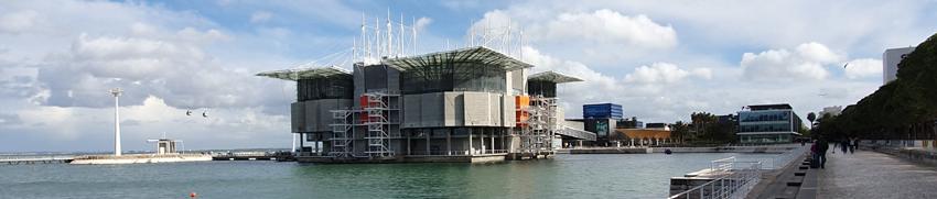 Sehenswürdigkeiten Ozeanarium Lissabon