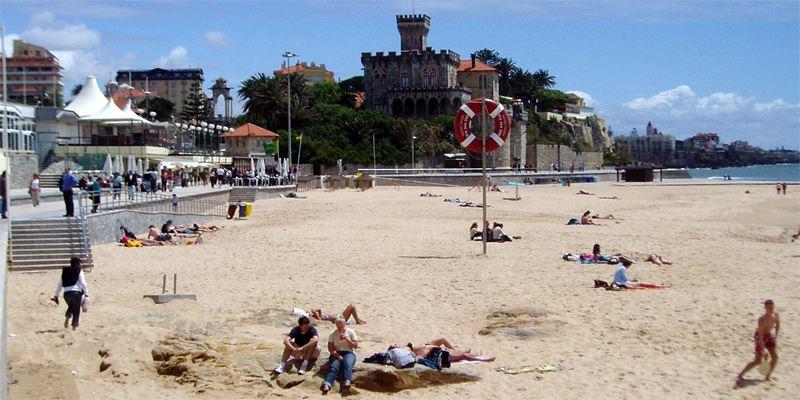 Sightseeing Cascais zu Fuss Estoril
