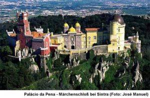 Sintra Lissabon Tagesausflug