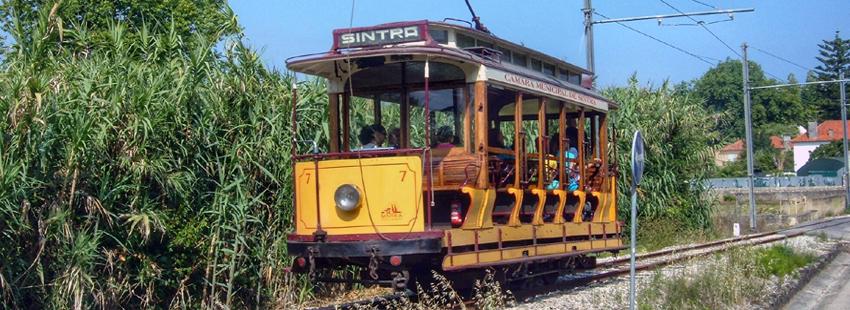 Sintra Nahverkehr Straßenbahn