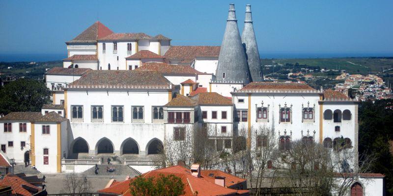 Sintra Portugal Lissabon