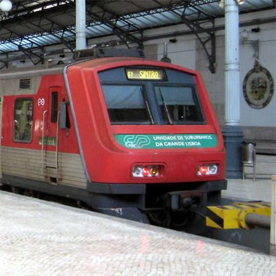 Sintra Anreise Zug