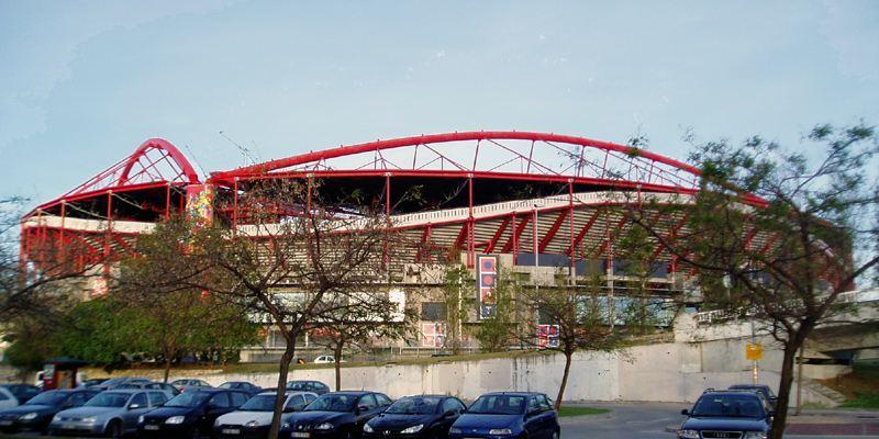Estadio da Luz Lissabon