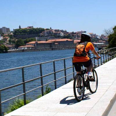 Fahrrad Radtour Porto