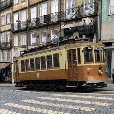 Straßenbahn Tram