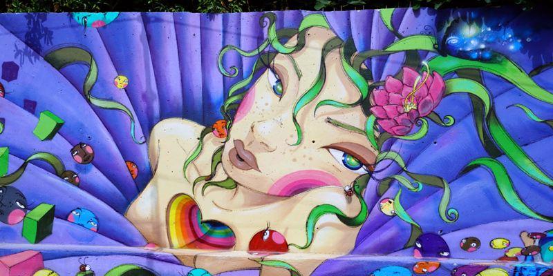 Urban Art Lissabon Street Art Graffitti