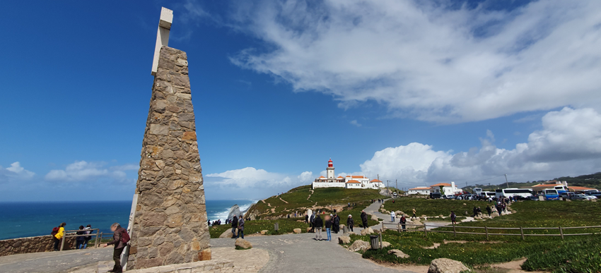 Umgebung Tagesausflug Küste Cabo da Roca