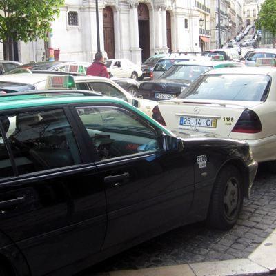 Taxi Lissabon