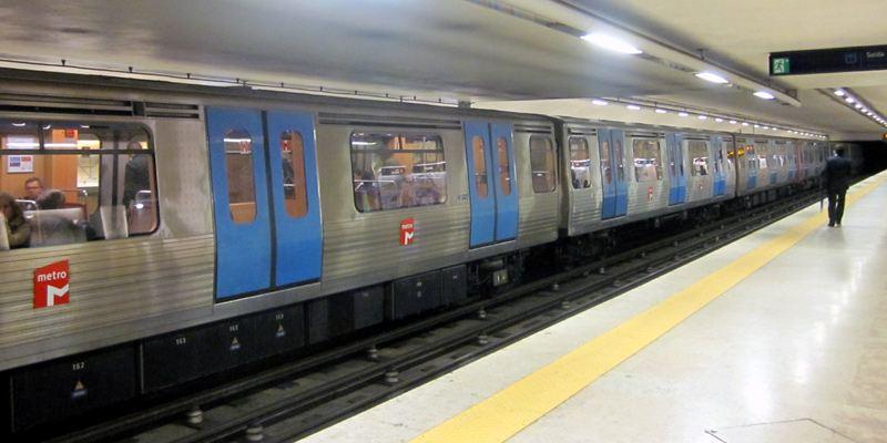 Metro U-Bahn Lissabon Gesellschaft Betreiber