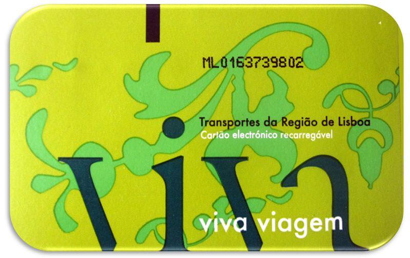 7 Colinas, Viva Viagem, Ticket, Preis, Fahrkarte, Zapping