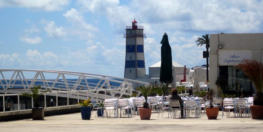 Yachthafen Cascais Sehenswürdigkeit Restaurant