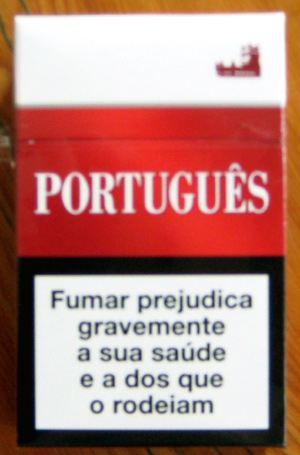 Zigaretten aktueller Preis Portugal
