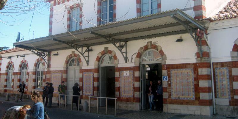 Bahnhof Zug Sintra