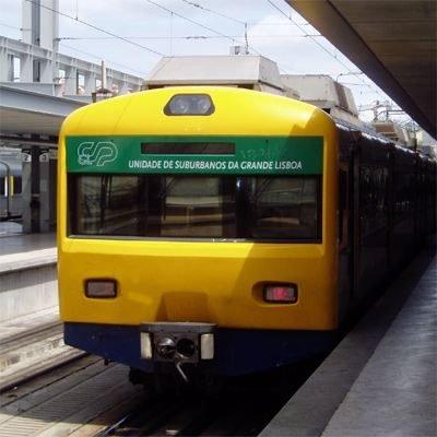 Zug Lissabon Cascais